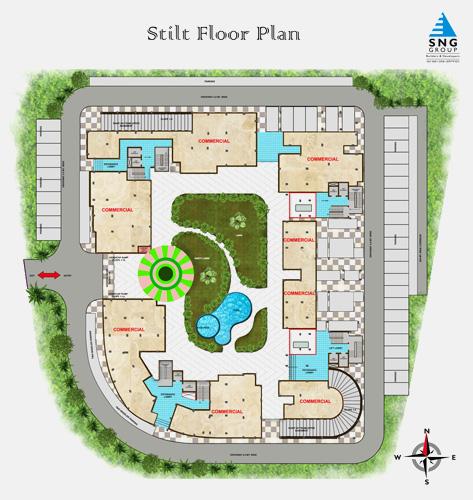Stilt house floor plans stilt house floor plans for Stilt plan